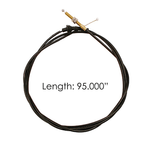 Volvo Truck Hood Release Cable 2004-2015 VN VNL & VHD- P/N