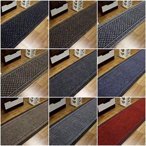 large kitchen mats 9 piece table set hardwearing long hallway runner rug heavy duty non slip image is loading
