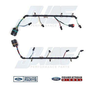 6.4L Powerstroke Diesel OEM Genuine Ford Fuel Injector