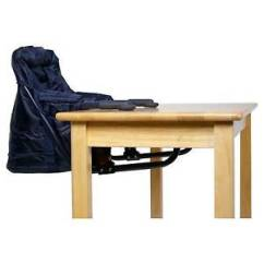 Portable Baby High Chair Hook On Saarinen Tulip Regalo Easy Diner Feeding Ebay Stock Photo