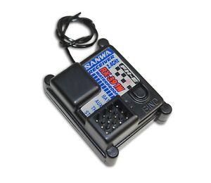 Sanwa/Airtronics RX-391W Waterproof 3-Channel 2.4GHz FH-E-2 Receiver 4944683033701 | eBay