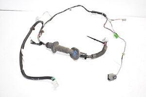 00-03 Honda S2000 Right Door Wiring Harness Wires Wire