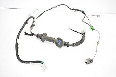 00-03 Honda S2000 Right Door Wiring Harness Wires Wire