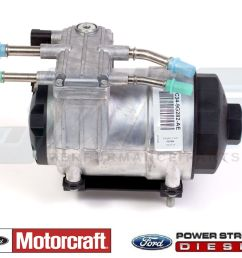 details about 03 07 6 0 powerstroke diesel oem genuine ford motorcraft hfcm fuel pump assembly [ 1500 x 1132 Pixel ]