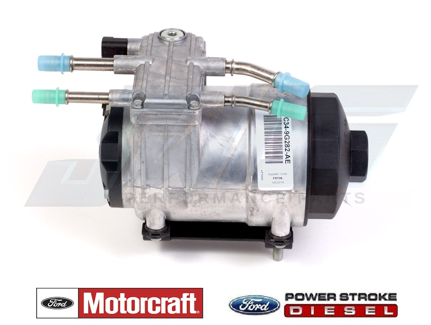 hight resolution of details about 03 07 6 0 powerstroke diesel oem genuine ford motorcraft hfcm fuel pump assembly