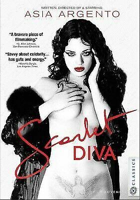 Scarlet Diva,New DVD, Asia Argento, Asia Argento
