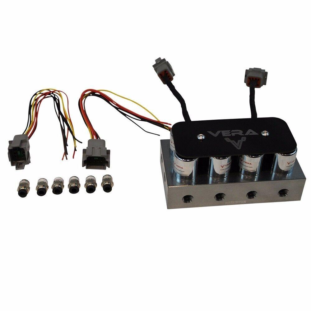 medium resolution of details about vera 8 valve air suspension solenoid block va pbk814