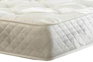 Image Is Loading Tufted 10 Inch Orthopaedic Damask Mattress 3ft Single