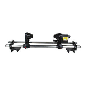 Media Take Up Reel System for Roland VP540/SP300 Mutoh VJ
