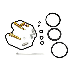 Carburetor Rebuild Kit Carb Repair For Honda TRX 250 Recon