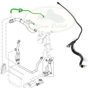 LAND ROVER RADIATOR BLEEDER HOSE RANGE 10-12 V8 5.0L