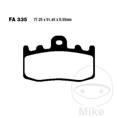 EBC HH Sintered Front Brake Pads FA335HH BMW R 1200 GS
