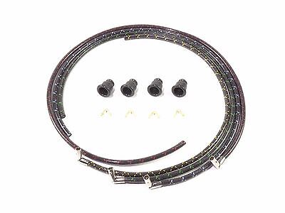 Ford 8N Custom Tailored 4 Cylinder Spark Plug Wire Set