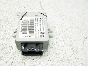 03-10 BMW E83 X3 TIRE PRESSURE CONTROL MODULE UNIT OEM
