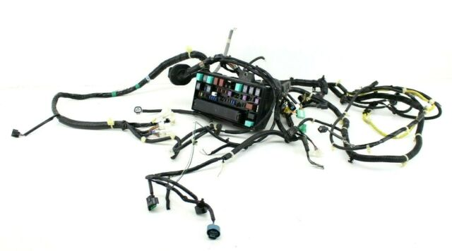 2011-2012 Honda Odyssey Right Cabin Relay Wire Harness