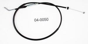 Motion Pro Throttle Cable Black for Suzuki LT250E