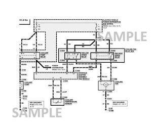 Ford Ranger EV 2001 Complete Wiring Diagram Schematic pdf