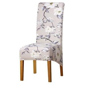 ebay large chair covers decorations for chairs at wedding ceremony europe style cover long back size high image is loading