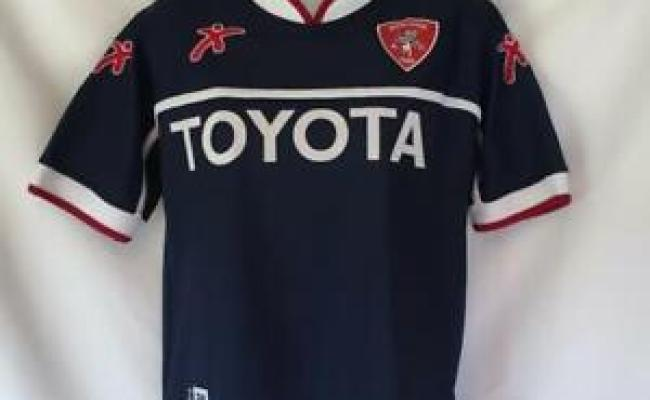 Soccer Jersey Size 38 Galex A C Perugia Italy Toyota Ebay