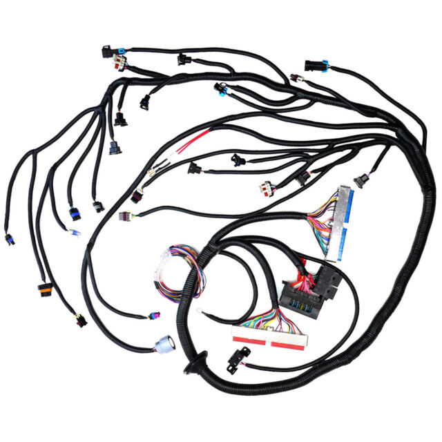 Standalone Wiring Harness W/ 4L60E Transmission For 99-03