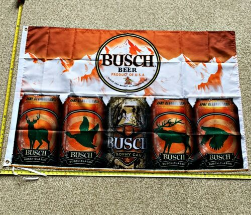 flags busch light flag free shipping hunting famers dilly bud light poster banner home garden