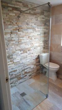 Oyster Random Beige Slate Split Face Cladding Mosaic Tiles ...