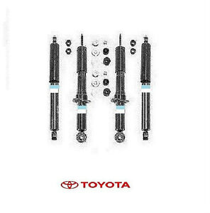 Genuine Toyota 1999 4Runner Front Struts & Rear Shocks