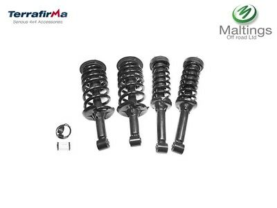 Discovery 3 Air Suspension to Coil Spring Conversion Kit