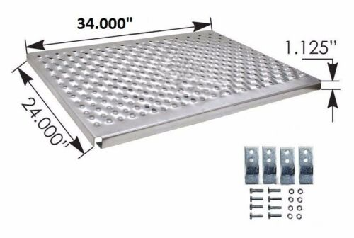 Truck Deck Plate (24