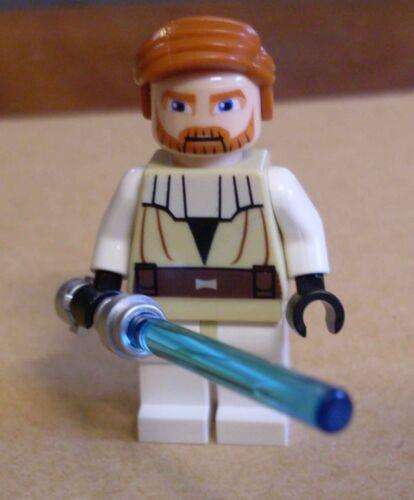Lego Obi Wan Icon : Clone, Obi-Wan, Kenobi, Figur, Laserschwert, Waffe, Spielzeug, Baukästen, Konstruktion