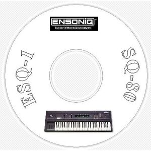 Ensoniq ESQ1 SQ80 Sound, Patch Library, Editors & MIDI
