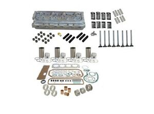 Complete Engine Overhaul Kit Ford 500 600 700 2000 Series