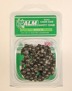 "ALM Chainsaw Chain 35cm/14"" Bosch 52 Link AKE 35 35S 17S"