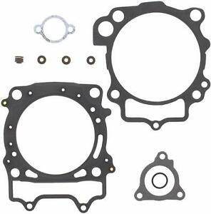 Vertex Top End Cylinder Head & Base Gasket Kit Yamaha