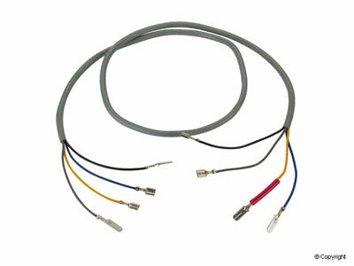 Tailgate Wiring Harness-Professional Parts Sweden Right