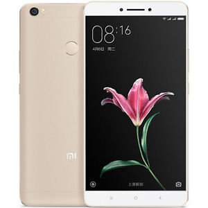 XIAOMI MI MAX Smartphone MIUI 8 Snapdragon 650 Hexa Core GPS Touch ID 2GB 16GB