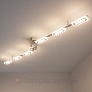 LEDDeckenlampe Belena Deckenleuchte Kche Bro Arbeitszimmer Lampenwelt Hell  eBay