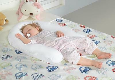 baby hug total body support pillow sleep head cushion nursery bedding ebay