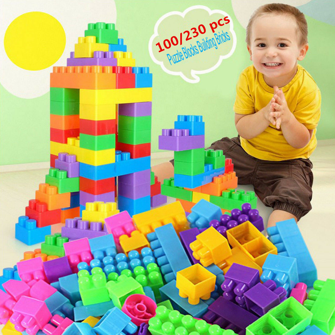100pcs 4D Straw Building Blocks Boys Girls Joint Developments Puzzle Toys Hot Q