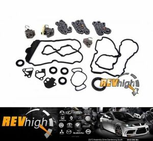 FITTING SERVICE Timing Chain Kit Set ACDELCO Holden