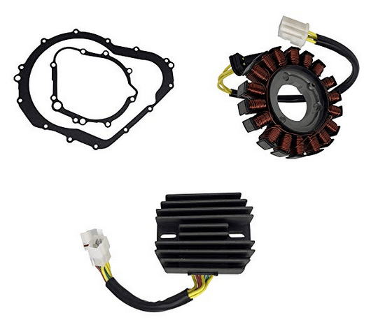 Stator & Regulator Rectifier & Gasket Fits 2006-2009