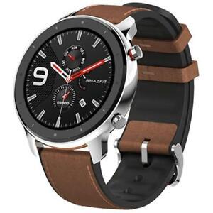Amazfit GTR 47MM 1.39'' Smart Watch Water Resistant 12 Sports Mode USA SELLER