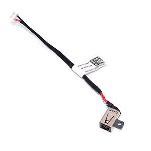 DC POWER JACK w/ HARNESS CABLE Dell Inspiron 11 3147 3000