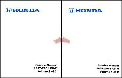 CRV SHOP MANUAL HONDA SERVICE REPAIR BOOK HAYNES CHILTON
