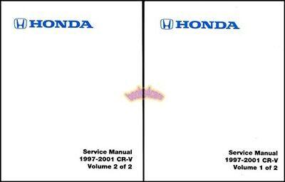 CRV SHOP MANUAL HONDA SERVICE REPAIR BOOK HAYNES CHILTON