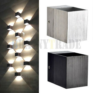 wall lamps living room simple false ceiling designs for 3w led square lamp hall porch walkway bedroom light image is loading