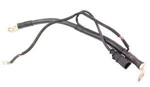Starter Ground Cable Harness 04-06 VW Phaeton 4.2 V8