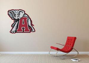 Alabama Crimson Tide MANY SIZES Wall Art Football Home Decor