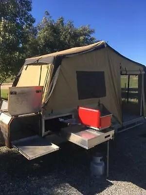 cub camper trailer explorer