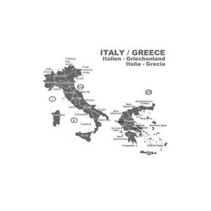 OPEL cd70 Navi Italie Italia Italy Grèce greece grecia